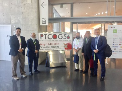 Conferenza annuale Particle Therapy Co-Operative Group (PTCOG)