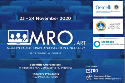30th residential course modern radiotherapy and precision oncology